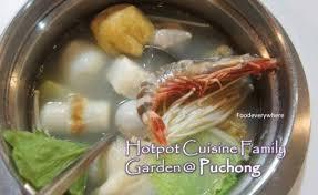 Family Garden Chinese Restaurant - pot cuisine family garden puchong foodeverywhere