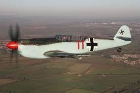 le de bureau philips fancy owning a two seat second war messerschmitt fighter