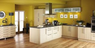 modern kitchen decorating ideas photos modern kitchen decorating ideas with white kitchen cabinet and yellow wall paint color jpg