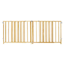 Extra Wide Gate Pressure Mounted Doorway Baby Gates Child Safety The Home Depot