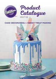 Plastic Christmas Cake Decorations For Sale by Wilton Product Catalogue 2017 18 By Clare Stone Issuu