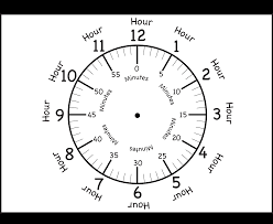 clock face worksheet free worksheets library download and print