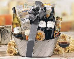 christmas wine gift baskets best christmas gift baskets 7 unique ideas revloch