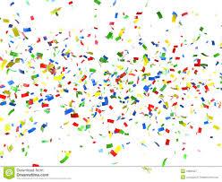 festive background of confetti stock illustration illustration of