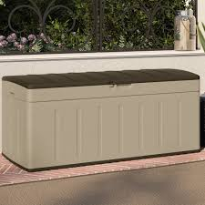 Outdoor Storage Box Bench Outdoor Outstanding Lockable Plastic Storage Bench Box Strong