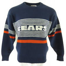 men chicago bears nfl sweaters ebay