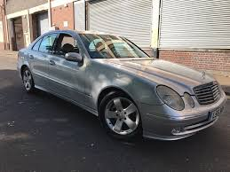 mercedes benz e class 2004 2 7 e270 cdi avantgarde 4 door