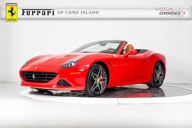 Ferrari California Specs - used 2016 ferrari california t for sale plainview near long