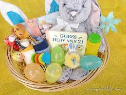easter baskets for babies 8 themed easter baskets that don t include candy easter baskets