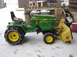 what is the largest tire size for john deere 317 mytractorforum