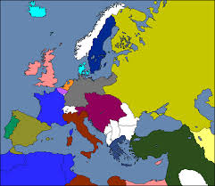European Map 1914 by The New Our Timeline Maps Thread Page 34 Alternate History