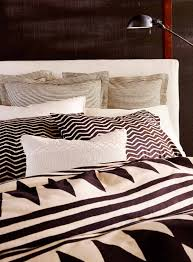 Ralph Lauren Furniture Beds by Ralph Lauren Home U0027s Graphic Black Palms Bedding Collection