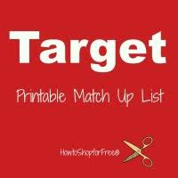 target black friday coupons printable target how to shop for free with kathy spencer