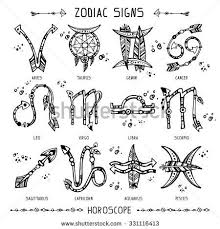 40 best zodiac tattoos black and white images on cool
