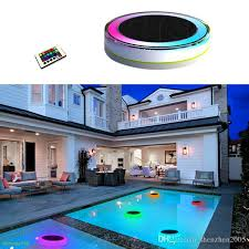 solar swimming pool lights discount new led solar swimming pool lights 24leds rgbw ip68