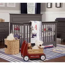 Davinci Kalani Dresser Chestnut by Davinci Autumn 4 In 1 Convertible Crib Slate Gray Walmart Com