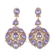 fabulous earrings joan boyce joan s idea of fabulous colored pavé drop