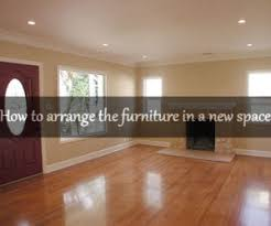 how to arrange the furniture in the bedroom