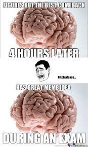 Scumbag Brain Meme - rmx scumbag brain by roguestables meme center