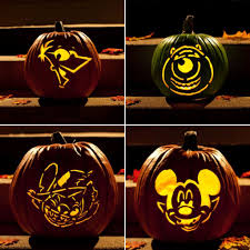 Disney Halloween Ornaments by Decoration Marvelous Picture Of Spooky Orange Disney Pumpkin