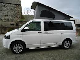 vw minivan vw t5 transporter camper van 2 0 td 4 berth west coast vanswest