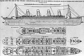 titanic floor plan titanic the ship s plans joeccombs2nd