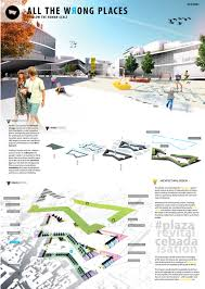 Architecture Poster Design Ideas Winners Of The Competition Cebada Community Centre
