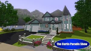 Small Victorian Homes The Sims 3 Building A Victorian Classic Youtube