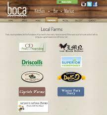farm to table boca at ta bay farm to table restaurants you re being fed fiction