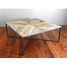 reclaimed wood and metal sofa table best home furniture decoration