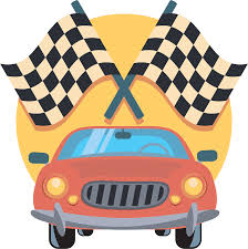 Images Of Racing Flags Clipart Car And Racing Flags Icon