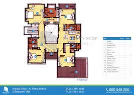 rent villa 5 bedrooms nalaya villas al reem island vi42700