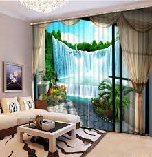 compare prices on waterfall window curtains online shopping buy