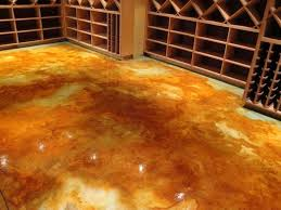 Basement Floor Stain by 10 Best Cement Floor Staining Images On Pinterest Concrete