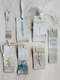 Garden Studio Crafts - the linen garden notes pinterest linens card tags and gift