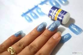 how to install fake nails make up natural beauty inner beauty