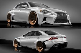 lexus is 250 body kit lexus is350 supercharged turbo magazine