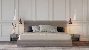 Italian Contemporary Bedroom Sets - nova domus marcela italian modern bedroom set