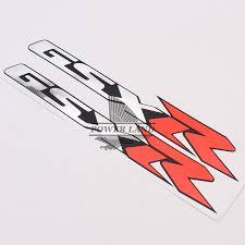 logo suzuki online shop motorcycle fairing shell reflective sticker vinyl
