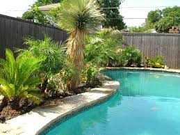 Landscaping Around Pool Landscape Around Pool For Privacy Landscape Around Above Ground