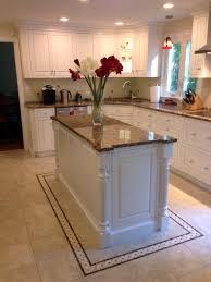 custom kitchen cabinets island m f goodwin company custom kitchen island