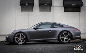 grey porsche 911 caractere porsche 911 carrera 4s