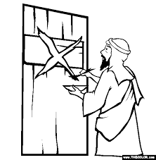 passover coloring page 2 passover aspx exhibition passover coloring pages at children
