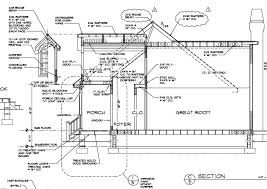 what goes into a plan set in architectural drafting