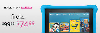 amazon black friday deals on ipad amazon black friday deal kindle fire kids edition w kid proof