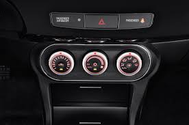mitsubishi lancer 2015 interior 2015 mitsubishi lancer center console interior photo automotive com