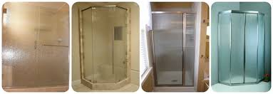 pivot shower door with double side easy clean nano coating china