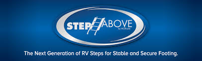 the stepabove is the next generation of rv steps for stable and