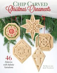 chip carved ornaments fox chapel publishing