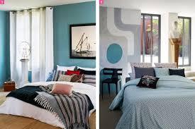 chambre deco bleu une déferlante de bleu dans la déco maison créative